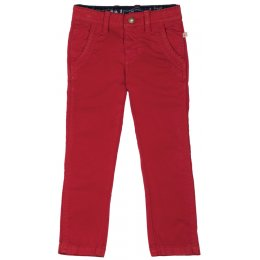 Frugi Forester Chinos - Red