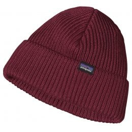 Patagonia Mens Fishermans Rolled Back Beanie