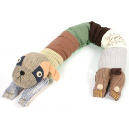 Patchwork Dog Draught Excluder