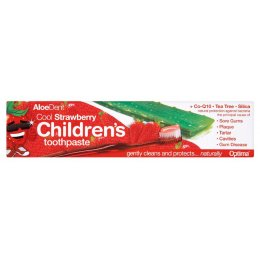 Childrens Fluoride Free Toothpaste - Strawberry - 50ml