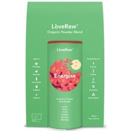 Love Raw Energise Superfood Powder Blend - 150g