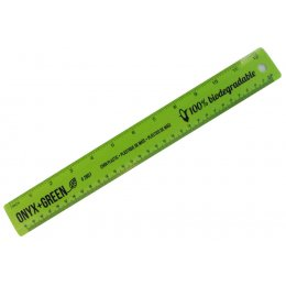 Corn Plastic Biodegradable Ruler - 12/30cm