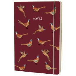 Woodland Trust Pheasant Notebook - A5