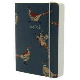 Woodland Trust Pheasant Notebook - A6