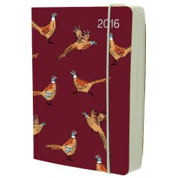 Woodland Trust Pheasant Full Year Diary - A6