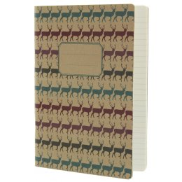 Woodland Trust Stag Exercise Book