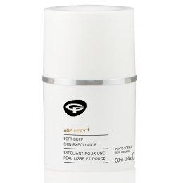 Green People Age Defy+ Soft Buff Skin Exfoliator - 30ml test