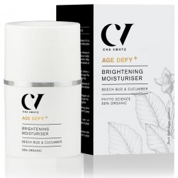 Green People Age Defy  by Cha Vøhtz Brightening Moisturiser - 30ml