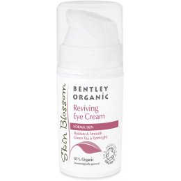 Bentley Organic Skin Blossom Reviving Eye Cream - 15ml