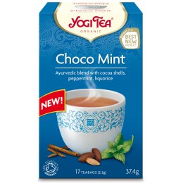 Yogi Tea Choc Mint - 17 bags