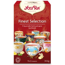 Yogi Tea Finest Selection - 18 bags