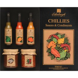 Edinburgh Preserves Chilli Sauces and Condiments