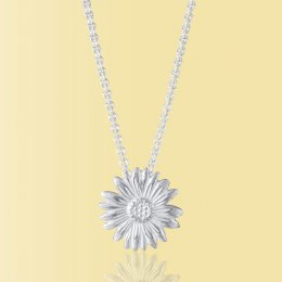 Mosami Marigold Happiness Pendant Necklace