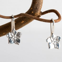 Mosami Forget Me Not Friendship Drop Earrings