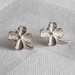 Mosami Clover Luck Earrings
