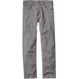 Patagonia Mens Straight Fit All Wear Jeans - Feather Grey