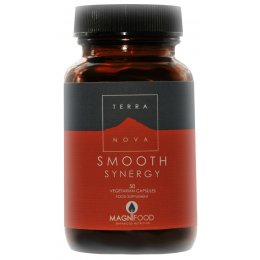 Terranova Vegan Smooth Synergy Supplement - 50 Capsules