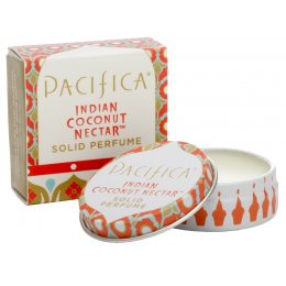 Pacifica Solid Perfume - Indian Coconut Nectar - 10g