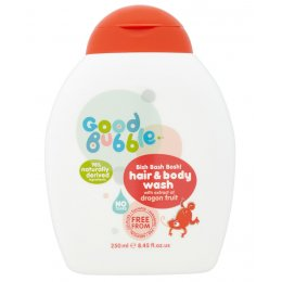 Good Bubble Bish Bash Bosh! Hair And Body Wash - Dragon Fruit - 250ml