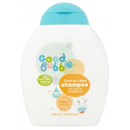 Good Bubble Clean As A Bean Shampoo - Cloudberry - 250ml