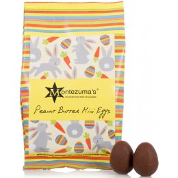 Montezumas Milk Chocolate Peanut Butter Mini Eggs - 150g