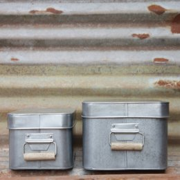 Morro Metal Boxes - Set of 2