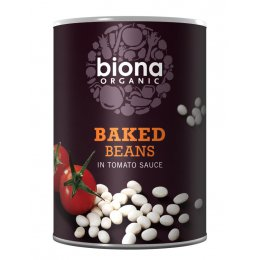 Biona Organic Baked Beans - 420g