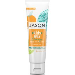 Jason Kids Fluoride Free Orange Toothpaste - 119g
