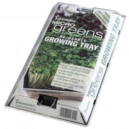 Johnsons Microgreens Growing Tray