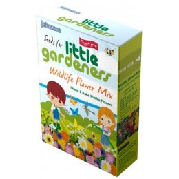 Johnsons Little Gardeners Seed Mix - Wildflowers