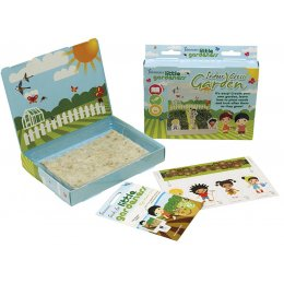 Johnsons Little Gardeners Cress Garden Kit