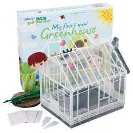 Johnsons Little Gardeners Mini Greenhouse