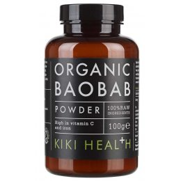 Kiki Health Organic Baobab Powder - 100g