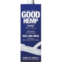 Good Hemp Coconut Milk Drink - 1L