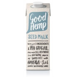 Good Hemp Seed Milk Drink - Original - 1L