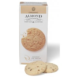 Against The Grain Organic Almond Cookies - 150g