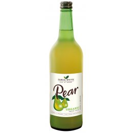 James White Organic Pear Juice - 750ml