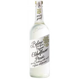 Belvoir Organic Elderflower Presse - 750ml