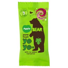 Yoyo Pure Fruit Rolls - Apple - 20g