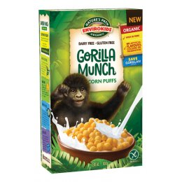 Natures Path Organic Gorilla Munch Cereal - 300g