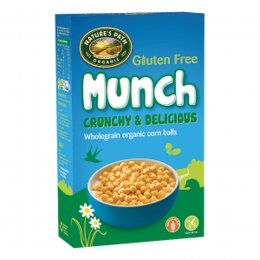Natures Path Organic Munch - 300g