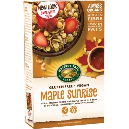Natures Path Organic Maple Sunrise - 332g