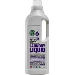Bio D Concentrated Non-Bio Laundry Liquid - Lavender - 1L - 25 Washes