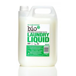 Bio D Concentrated Non-Bio Laundry Liquid - Fresh Juniper - 5L