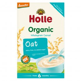 Holle Organic Wholegrain Oat Cereal - 250g