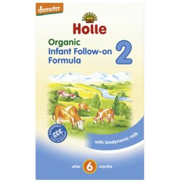 Holle Organic Infant Follow On Formula 2 - 600g