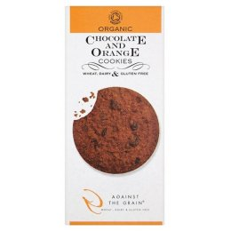Against The Grain Chocolate & Orange Cookies - 150g