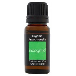 Incognito Java Citronella Oil - 10ml