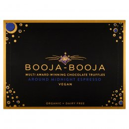 Booja Booja Around Midnight Espresso Truffles - 92g