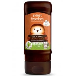 Sweet Freedom Choc Shot Liquid Chocolate - Orange Spice - 320g